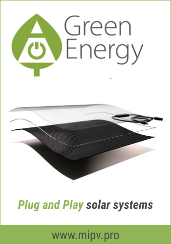 Plug and play solceller