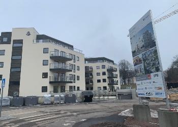 Teieparken - OBOS Tønsberg