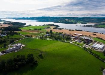 Norges første moderne nullutslippsgård