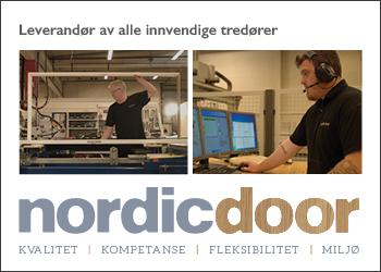 Nordic Door - Hurum Helsehus
