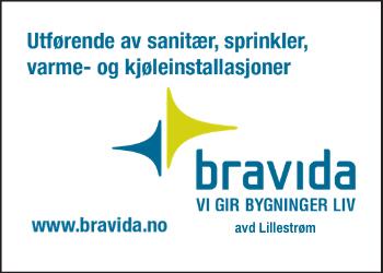 BRAVIDA! LEDENDE LEVERANDØR AV PROSJEKT OG SERVICE INNENFOR ELEKTRO, RØR OG VENTILASJON. VI GIR BYGNINGER LIV