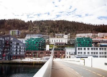1912 Kåret til Bergens beste nybygg prosjekt|Norske Byggeprosjekter