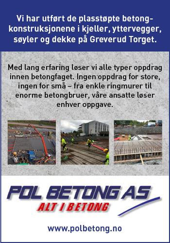 Pol betong|GreverudTorget