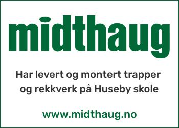 Midthaug AS - Husby Skole
