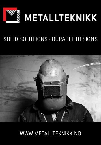Metallteknikk AS - Eksperter på alt av stål konstruksjoner