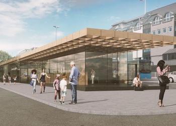 Kristiansand Rutebilstasjon|Norske Byggeprosjekter