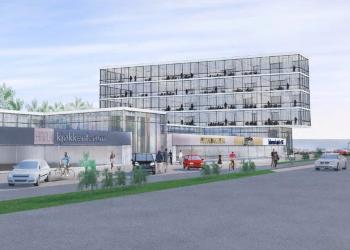 Gråtenmoen Senter|Norske Byggeprosjekter