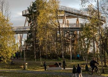 Link Arkitektur - Stovnertårnet