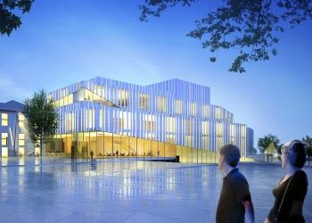 Viktig milepæl for nytt kulturhus i Kristiansund