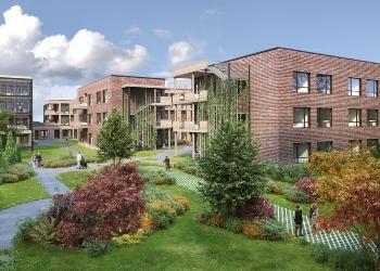 Utvider og rehabiliterer sykehjem i Sandefjord