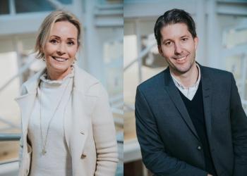 Ansetter Line Halvorsen Fielding og Henrik Benneche-Lønne som nye prosjektsjefer for henholdsvis utvikling og utbygging