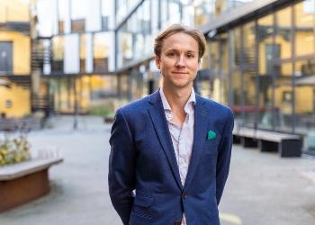 Simen Granerød ny leder for Forretningsutvikling i BoKlok Norge