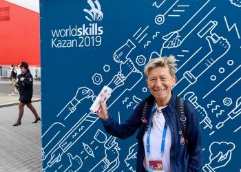 Daglig leder Elisabeth Lange, i WSN etterlyser flere lærlingeplasser