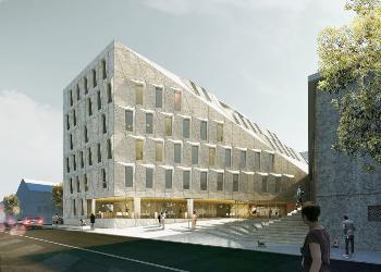 Bodø nye rådhus|Norske Byggeprosjekter