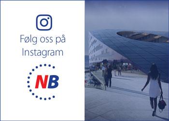 Følg Norsk byggebransje på Instagram|Norske Byggeprosjekter