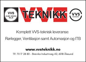 VVS Teknikk - Tverrfaglig VVS Entreprenør