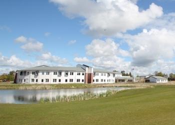 Østsiden sykehjem i Fredrikstad Kommune ligger like i nærheten av Gamlebyen