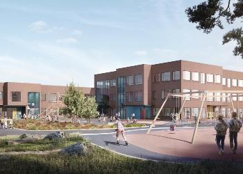 Sandnes og Bjørnvatten Skole|Norske Byggeprosjekter