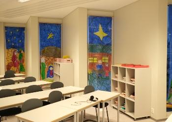 Aspåsen skole - Klasserom